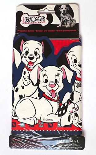 Disneys 102 Dalmatians Wall Border