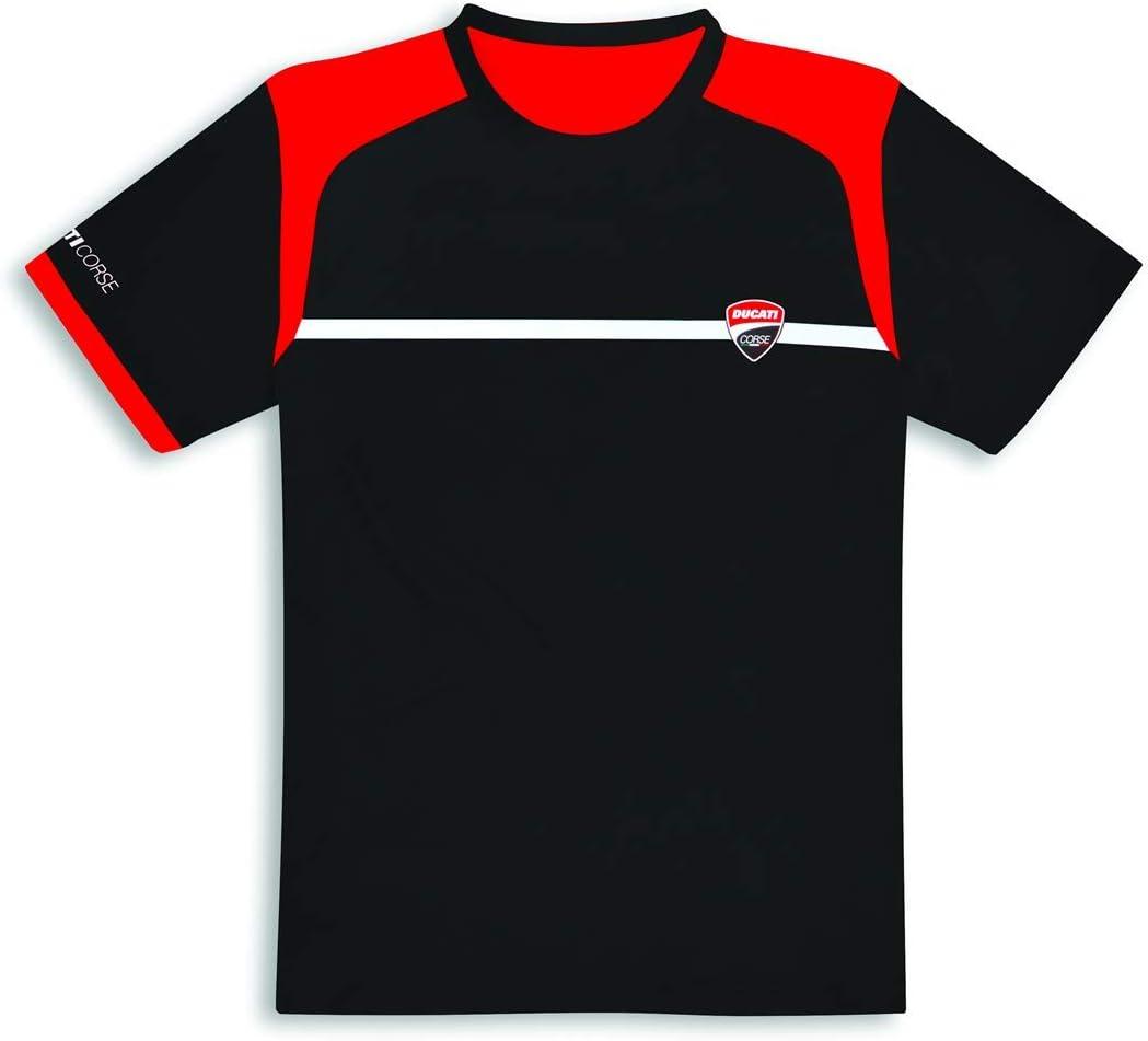 Ducati DC Power 19 T-Shirt Black 98769906 M