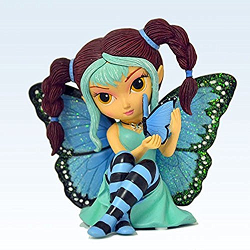 The Bradford Exchange Peaceful Flutters Butterfly Wishes Figurine Collection By Jasmine - Coupon A Romance Touch Of