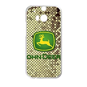 HTC One M8 Phone Case John Deere car logo Case Cover PP7P565113