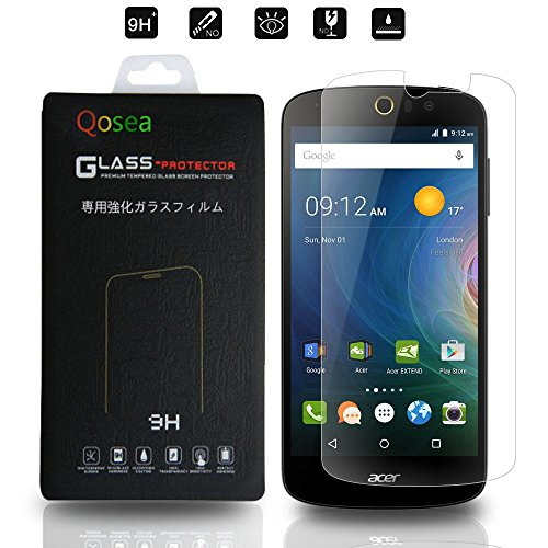 Tempered Glass For Acer Liquid Z530 (Clear) - 1