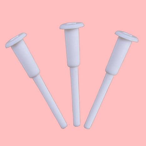 FAVOLOOK 10 piezas de tope de aire de bola de yoga, plástico ...