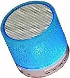 You Gadget S10 Mini Portable Bluetooth Speaker (Blue)
