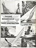 : Sailing Seamanship and Yacht Construction