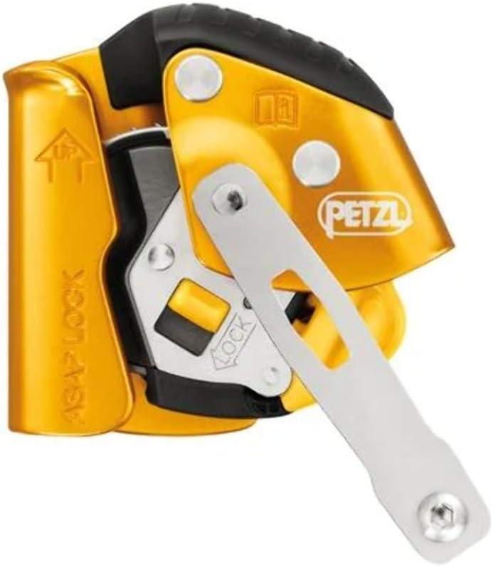 PETZL ASAP Lock Accesorio para La Escalada, Adultos Unisex, Multicolor, Uni