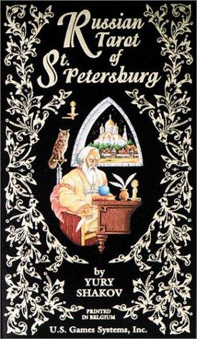 - Russian Tarot of St. Petersburg: 78-Card Deck