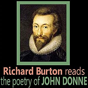 Richard Burton Reads the Poetry of John Donne Audiobook