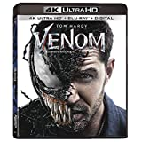 Venom - 4K UHD/Blu-ray + Digital Combo Pack