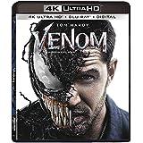 Venom - 4K UHD/Blu-ray Combo (Bilingual)