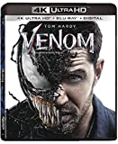 Venom - 4K UHD/Blu-ray + Digital Combo Pack (Bilingual)