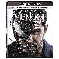 Venom - 4K UHD/Blu-ray + Digital Combo Pack (Bilingual)