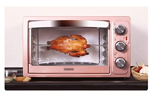 Pojrhfy Cocina Horno Horno Tostador Horno Automático De Acero ...