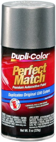 Dupli-Color EBGM04780 Medium Marblehead Metallic General Motors Exact-Match Automotive Paint - 8 oz. Aerosol