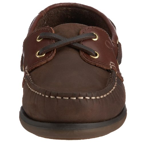 Oak Unisex Shoes Clipper Chestnut Boat Adults' Quayside Brown 1TqpUORw