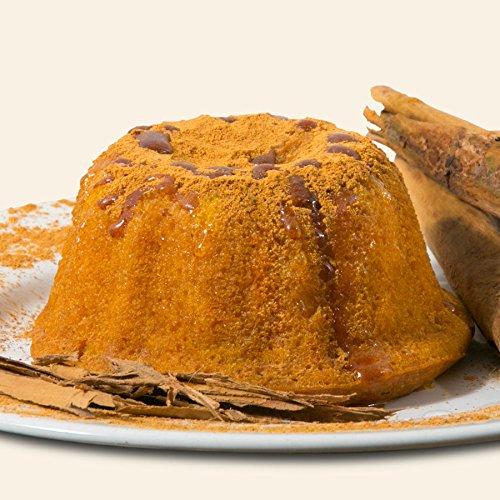Mayan Fiesta Golden Rum cake, 4 ounce (Cinnamon)