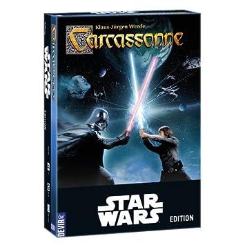 Star Wars - Carcassone (Devir Iberia 224030): Amazon.es: Juguetes ...