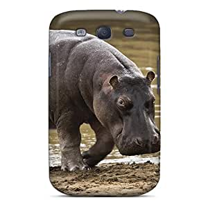 Perfect Hippopotamus Case Cover Skin For Galaxy S3 Phone Case