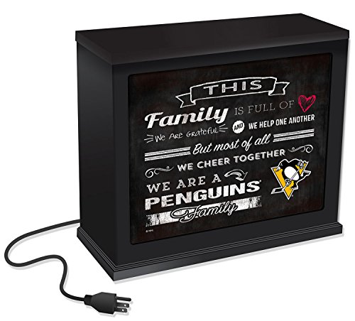 Pittsburgh Penguins Acrylic (KH Sports Fan 9.75
