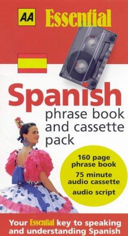 Spanish Phrase Book (AA Essential Phrase Book)