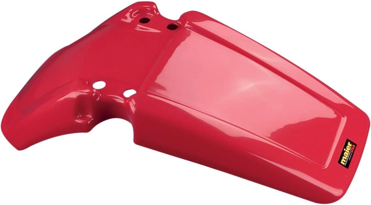 Maier Mfg Fenders Red Front 120612