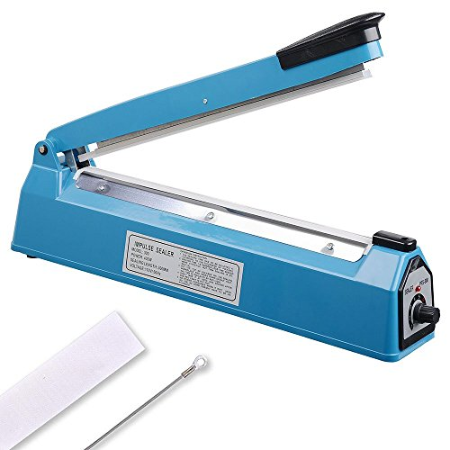 yescom-12-300mm-impulse-manual-hand-sealer-heat-sealing-machine-poly-tubing-plastic-bag-w-spare-tefl