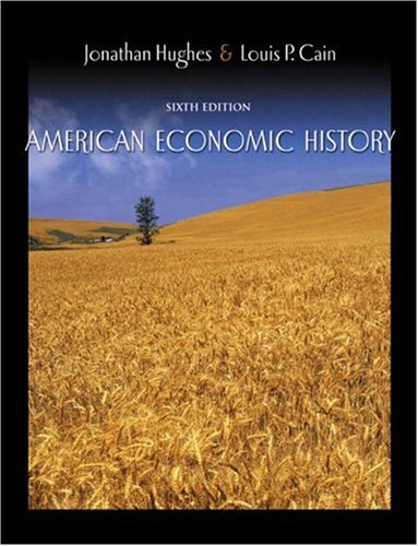 American Economic History (6th Edition)