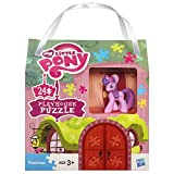 My Little Pony 3d Playhouse Puzzle with Twighlight Sparkle figure