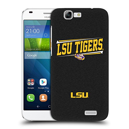 Official Louisiana State University LSU Double Bar Hard Back Case for Huawei Ascend G7