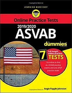 Amazon com: ASVAB For Dummies, Premier Plus (with Free