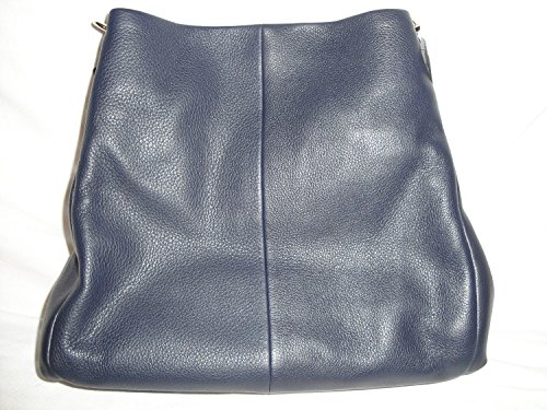Coach Madison Leather Shoulder Midnight