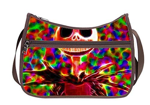 Sally to Everyday Simple Hobo and Crossbody Pattern Bag Women Classic Hobo Jack Female Handbag Shoulder Hobo NMBC Bag17 ww50OqrS