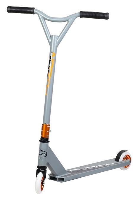Amazon.com: Fuzion – Pro X5 Pro Scooter (Cool Gris) Lucky ...
