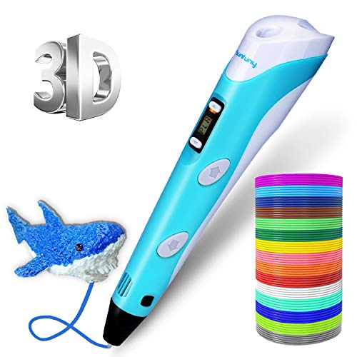 Free Pla Supplies Provided 3d Druckstift Stift 3d Pen With Eu Adapter 2m*3farben Von In Many Styles