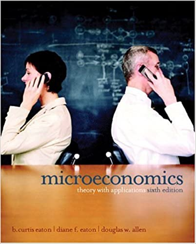 Audiobook microeconomics: theory with applications (8th edition) b.