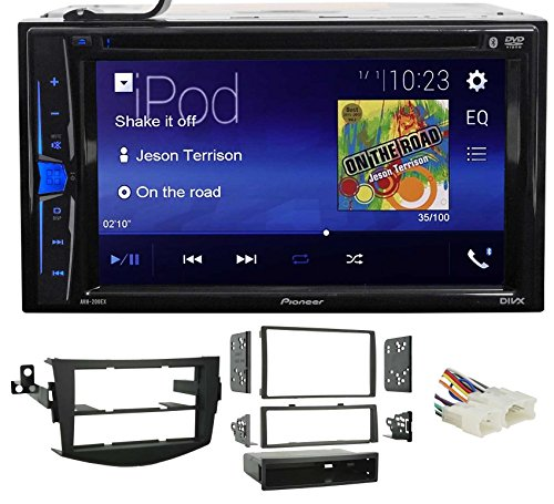 Pioneer DVD/CD Bluetooth Receiver iPhone/Android/USB For 2006-2012 Toyota (Easy Avi Converter)