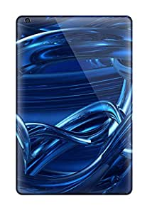 Evelyn Alas Elder's Shop New Style 5732426K28471545 Series Skin Case Cover For Ipad Mini 3(blue)