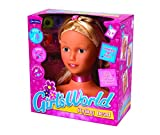 Toy Brokers Girl's World Bead and Style Head