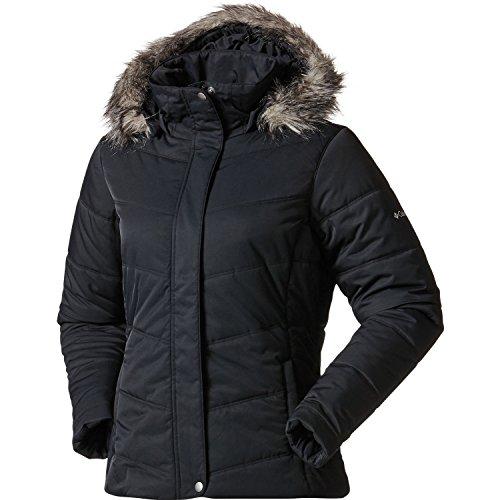 Columbia Simply Snowy II Omni-Shield Womens Jacket, BLACK