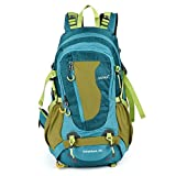 Cheap OUTAD 40L(10.6gal) Hiking Backpack, Camping Backpacking Hiking Overnight Pack