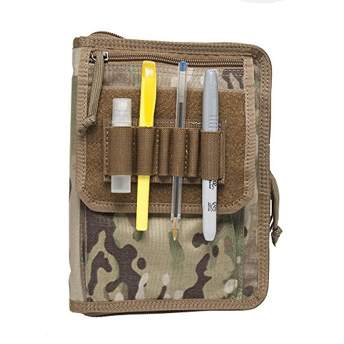 Field Data Book Cover System Multicam (Sniper System)