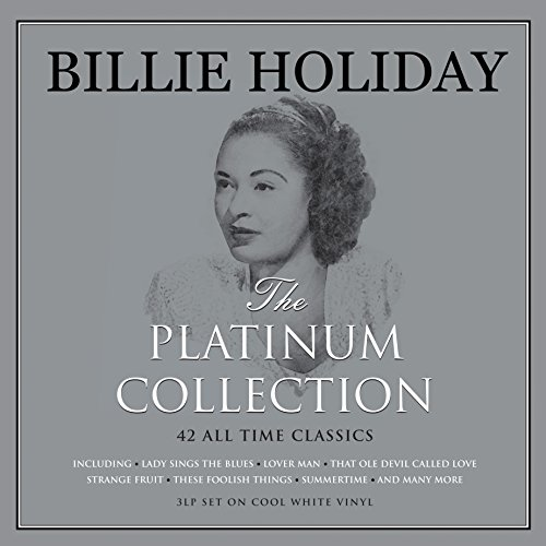Billie Holiday - Platinum Collection (White Vinyl) - Zortam Music