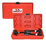 TruBuilt 1 Automotive Rear Axle Bearing Service Tool Kit - Set of 3 pullers - New design makes removing flange type semi-floating bearings easier!
