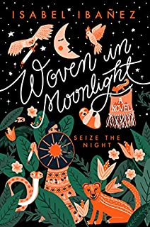 Book Cover: Woven in Moonlight