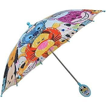 Disney Tsum Tsum Girls Umbrella - 3D Handle