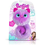 Pomsies Boots Plush Interactive Toys, Purple, One Size