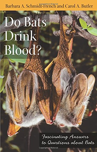 Bats Drink Blood Fascinating Questions product image