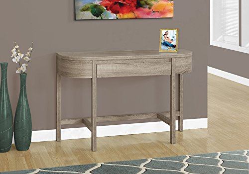 Monarch Accent Table with a Storage Drawer, 48