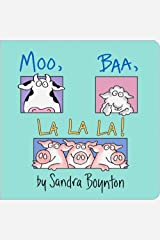 MOO, BAA, LA LA LA! Kindle Edition
