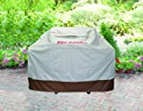 Cheap BBQ Coverpro Waterproof Heavy Duty BBQ Grill Cover (58x24x46)(m) Beige And Brown For Weber, Holland, Jenn Air, Brinkmann and Char Broil & More.