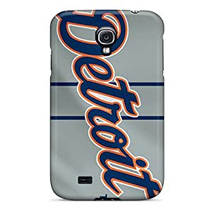Perfect Cell-phone Hard Covers For Samsung Galaxy S4 (CXT9925NHtb) Provide Private Custom Fashion Detroit Tigers Pictures